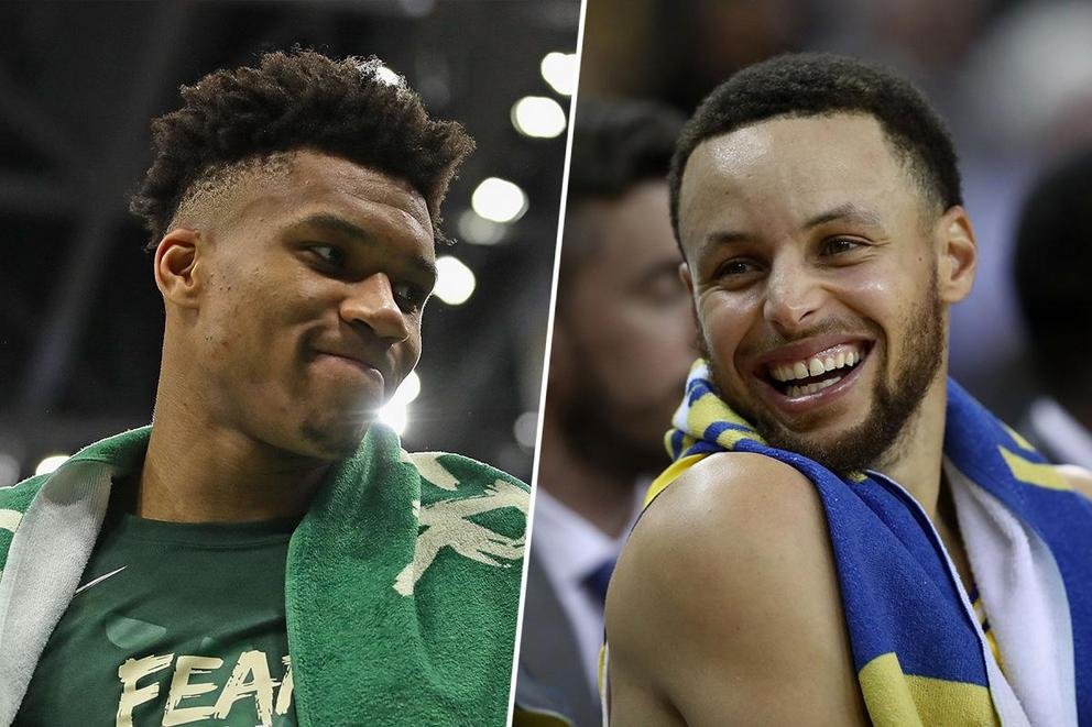 The Tylt's 2019 NBA Awards: Best fan interaction—Giannis Antetokounmpo or Stephen Curry?