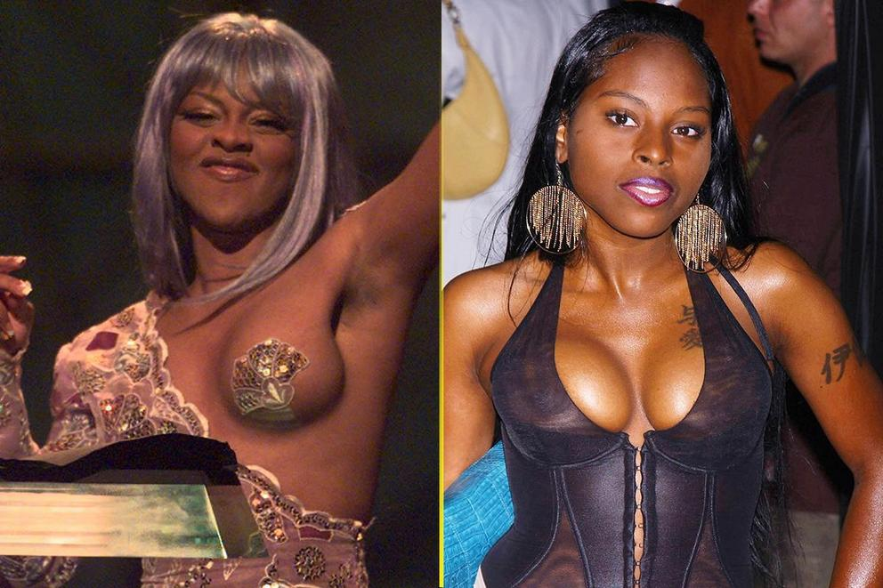 Favorite '90s female rapper: Lil Kim or Foxy Brown?