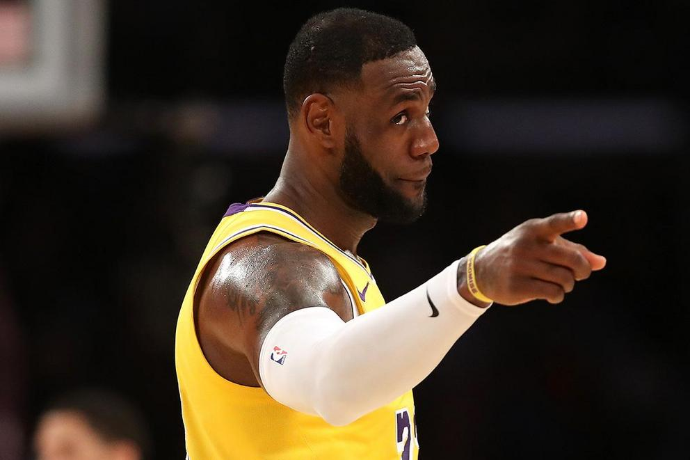 Should the Lakers make LeBron James a player-coach?