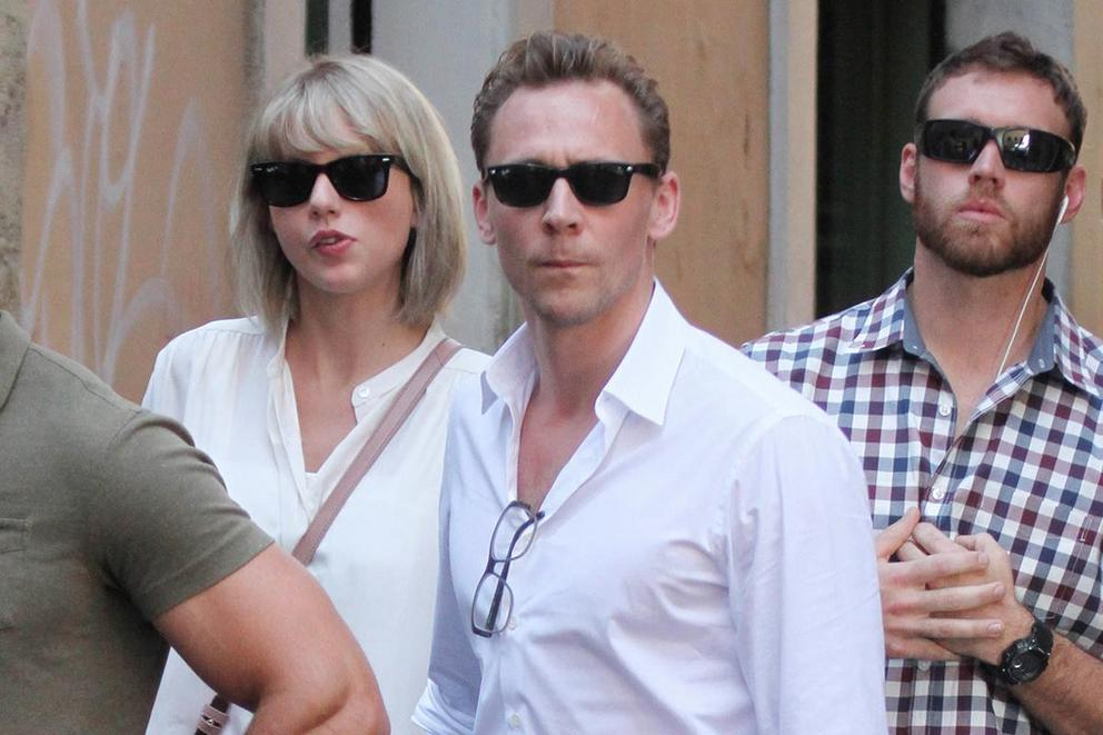 Is Hiddleswift really a couple or faking it for a music video?
