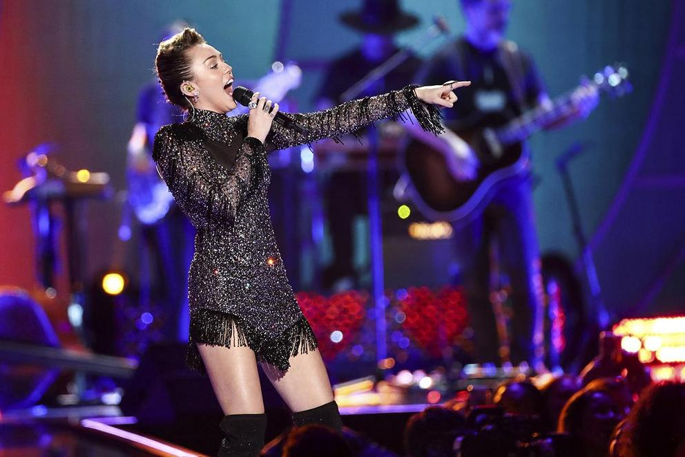 Miley Cyrus' best hit: 'Party in the U.S.A.' or 'Wrecking Ball'?