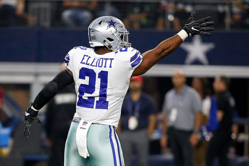 Is it unethical for the Dallas Cowboys to let Ezekiel Elliott play?