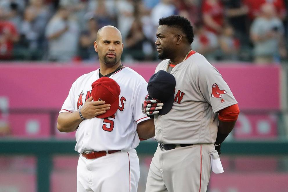 Who's the greatest slugger of this generation: David Ortiz or Albert Pujols?
