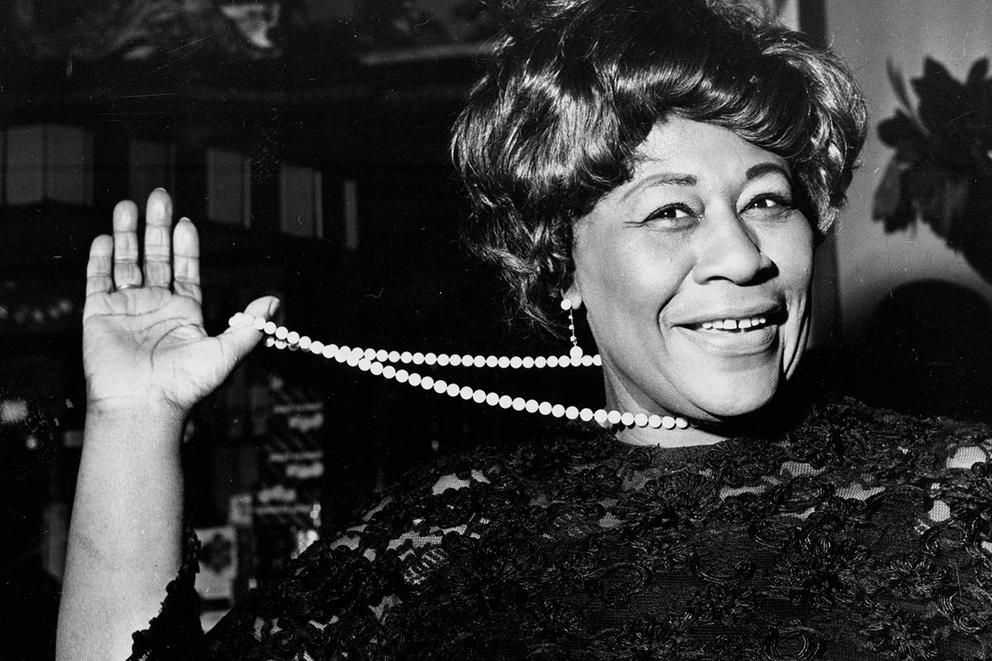 Ella Fitzgerald's best scat song: 'How High the Moon' or 'Airmail Special'?