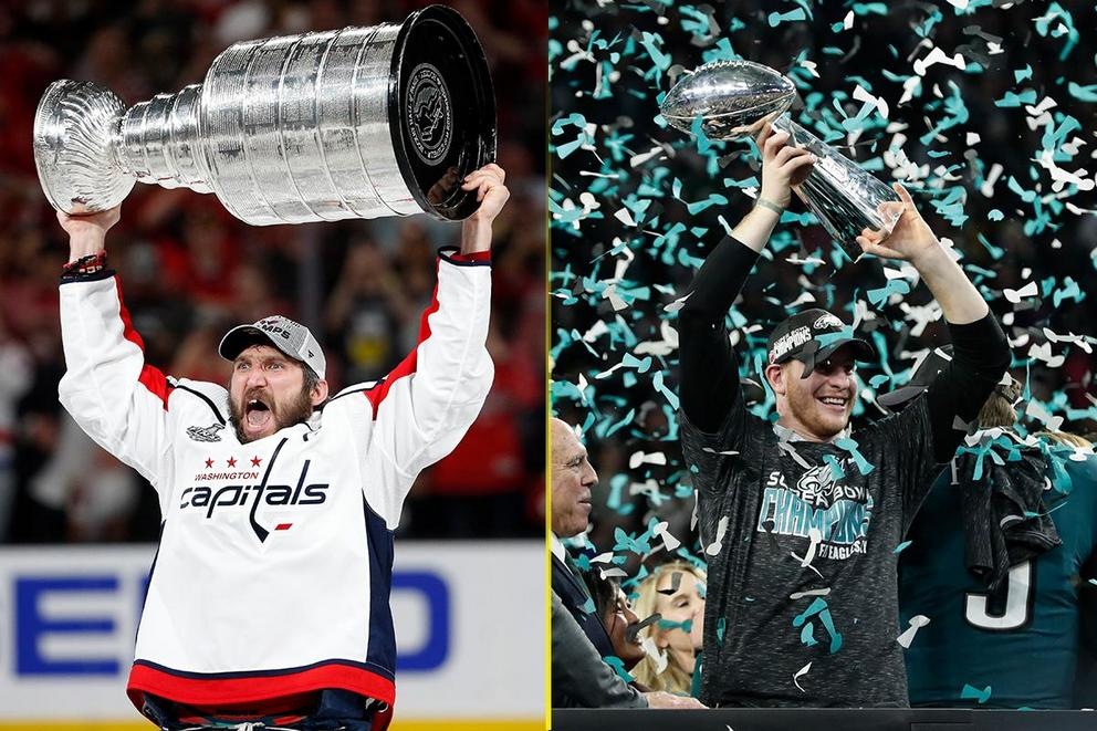 Best championship title win of 2018 so far: Capitals or Eagles?