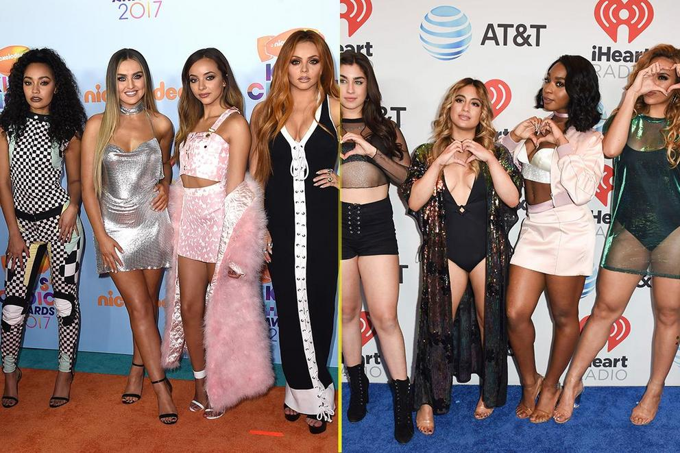 Pop girl group of the year: Little Mix of Fifth Harmony?