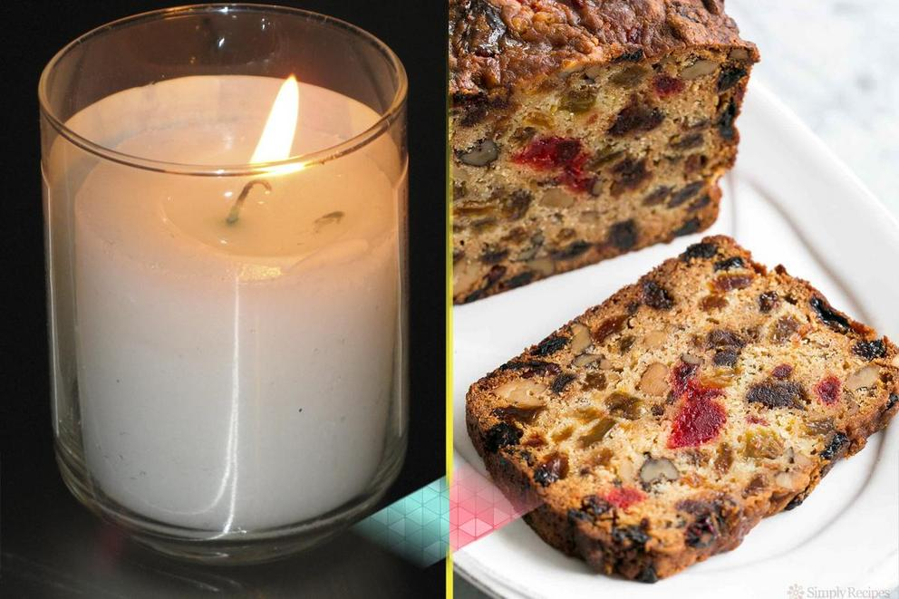 Most thoughtless Christmas gift: Candle or fruitcake?