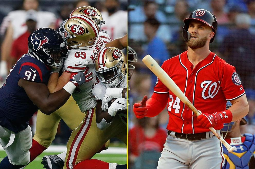 What is America's favorite pastime: Football or baseball?