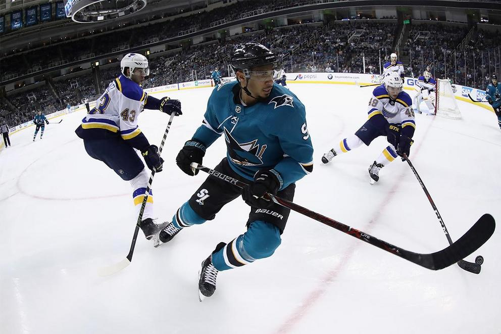 Who will advance to the Stanley Cup Finals: Blues or Sharks?