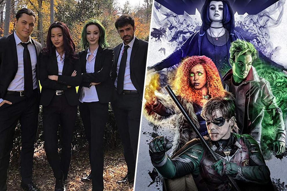 Ultimate '10s superhero show: 'The Gifted' or 'Titans'?