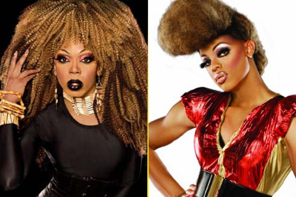 'RuPaul's Drag Race' Ultimate Queen: Bebe Zahara Benet or Tyra Sanchez?