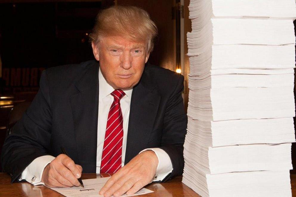 Do you still want to see Donald Trump's tax returns?