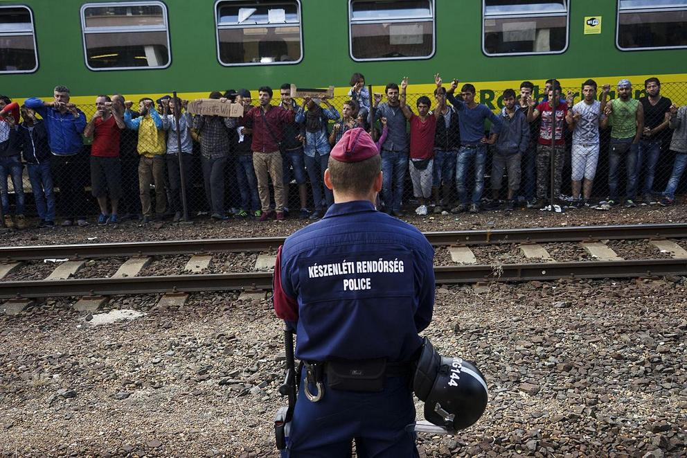 Are refugees a threat to Europe?