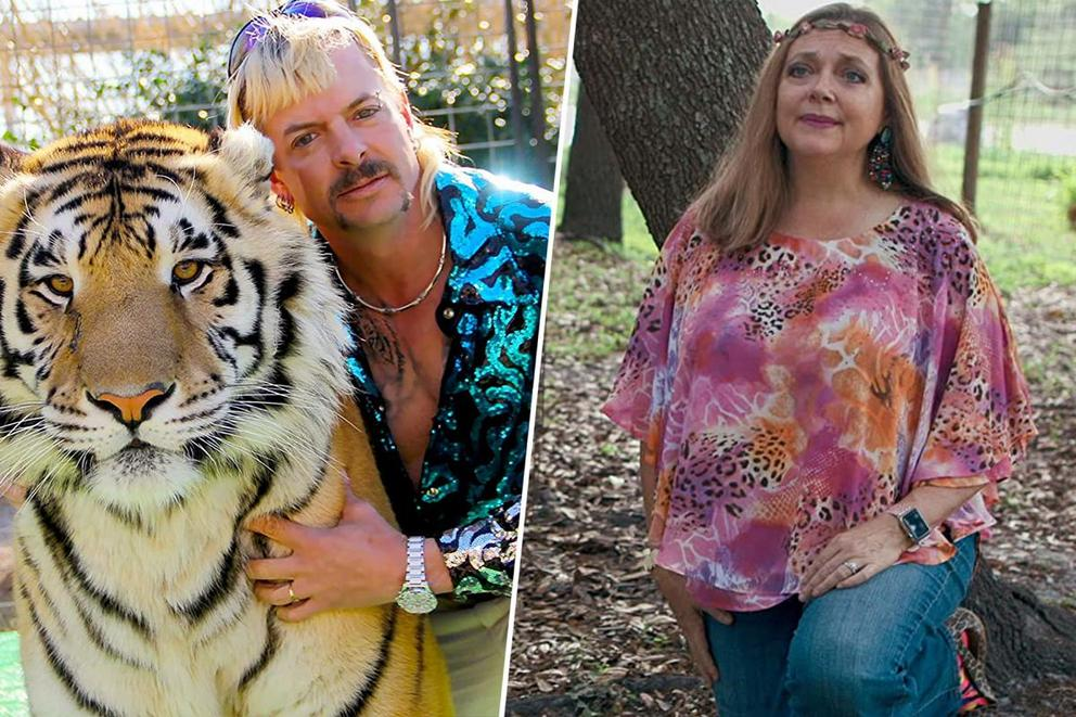 Whose side are you on: Joe Exotic or Carole Baskin?