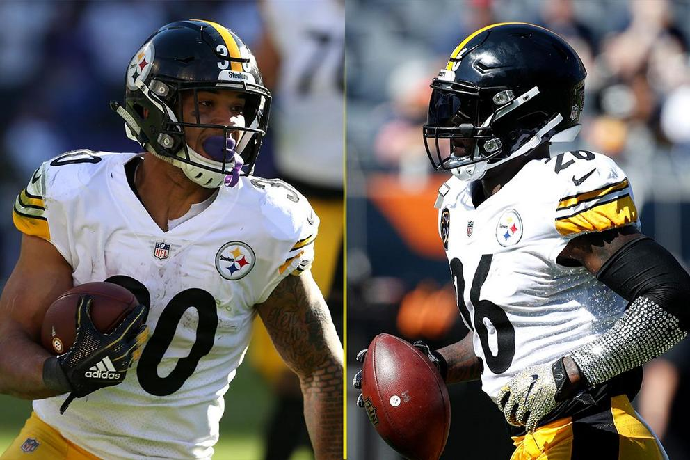 Who should start for the Pittsburgh Steelers: James Conner or Le'Veon Bell?