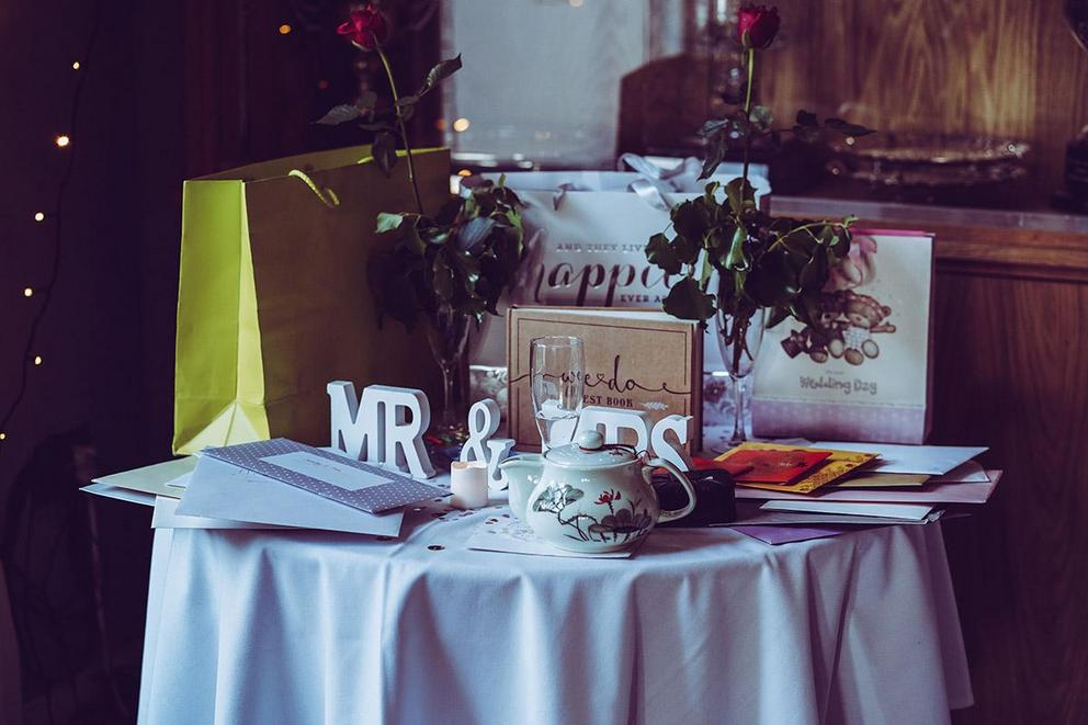 Would you ask for money instead of creating a registry for your wedding?