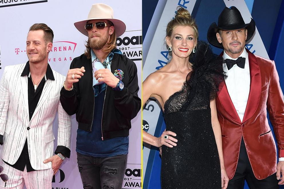 ACM Awards Vocal Duo of the Year: Florida Georgia Line or Tim McGraw & Faith Hill?