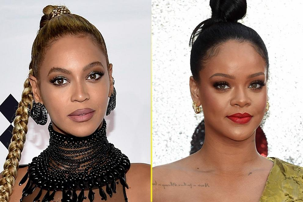 Favorite Vogue September cover: Beyoncé or Rihanna?