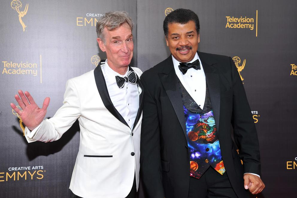 Who's a better spokesperson for science: Bill Nye or Neil deGrasse Tyson?