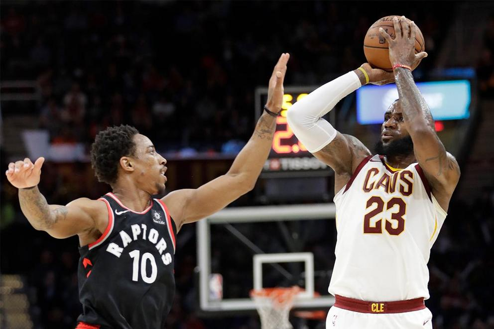 Who will survive the second round of the NBA Playoffs: Raptors or Cavaliers?