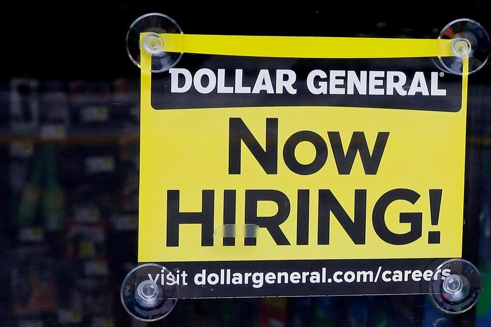Is the unemployment number totally phony?