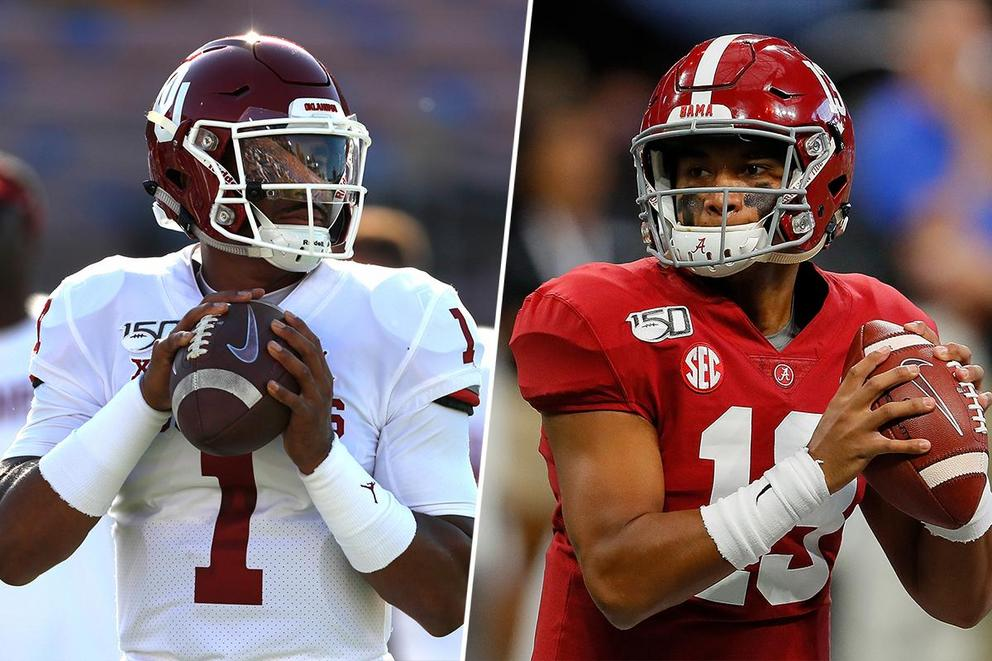 Who would rather have at quarterback: Jalen Hurts or Tua Tagovailoa?