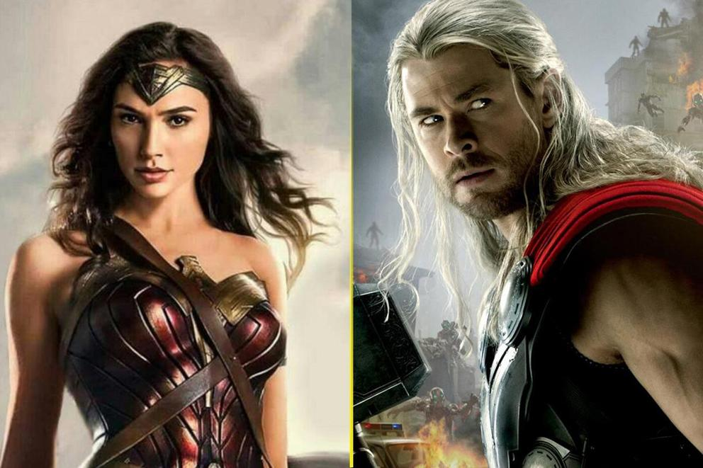 Who would win in a fight: Wonder Woman or Thor?