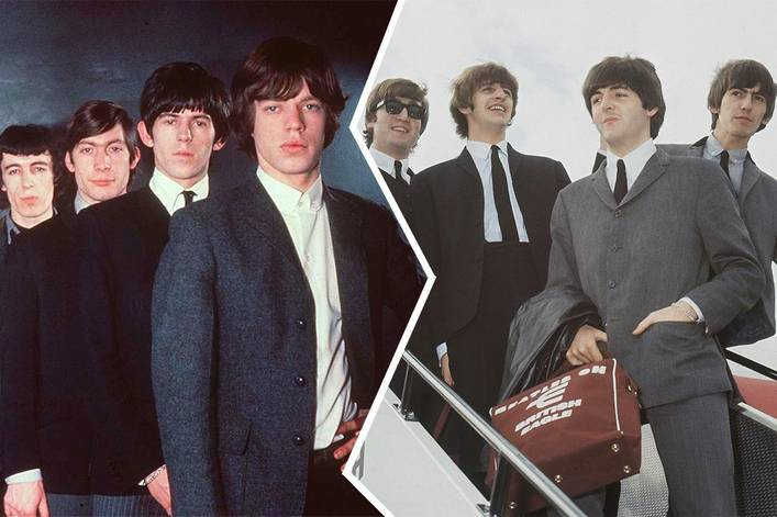 Beatles vs. Stones: Which is the better band?