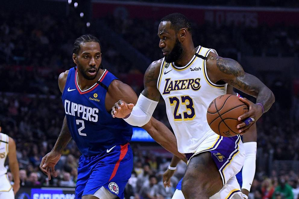 Who will have bragging rights in LA: Lakers or Clippers?
