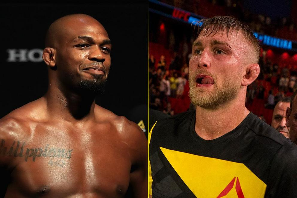 Who will win UFC 232: Jon Jones or Alexander Gustafsson?
