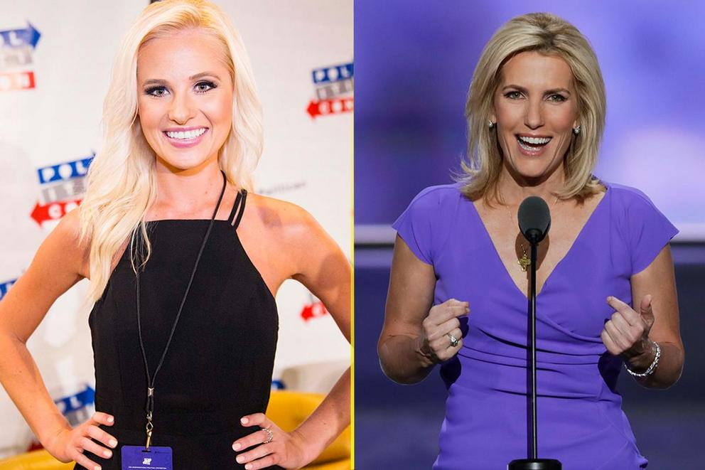 Who gave the best political rant of 2017: Tomi Lahren or Laura Ingraham?