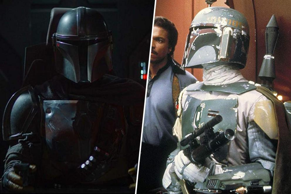Who would you rather give the bounty to: The Mandalorian or Boba Fett?