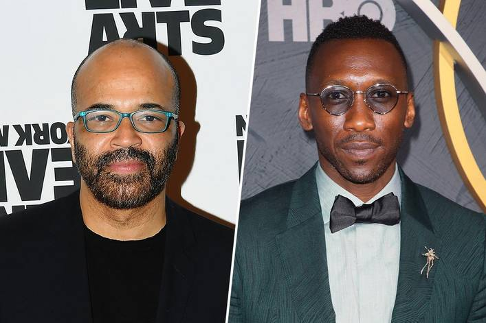 Favorite acclaimed actor: Jeffrey Wright or Mahershala Ali?