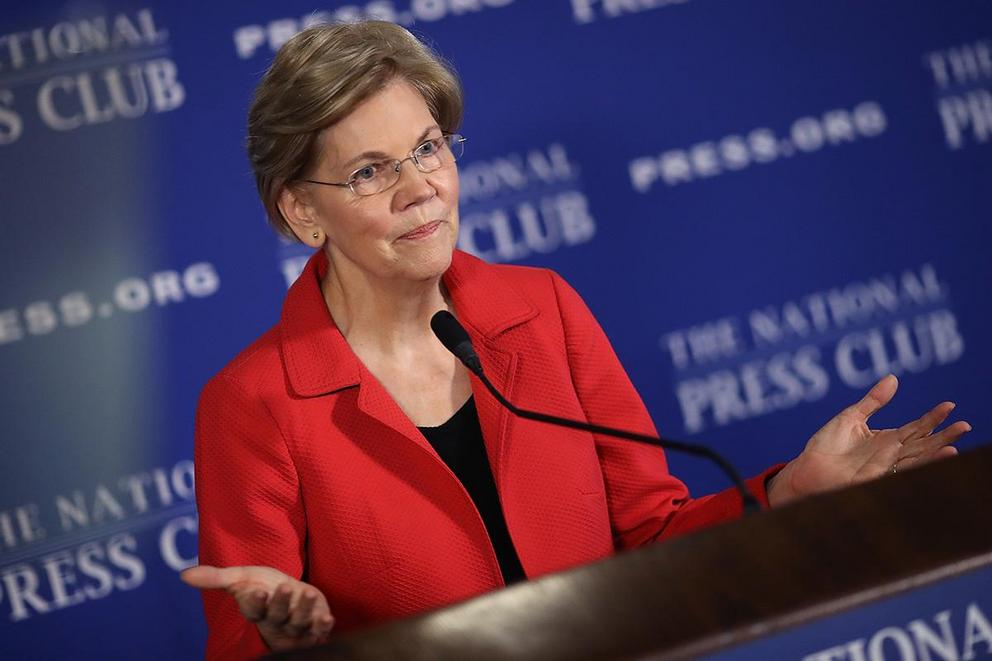 Did Elizabeth Warren make things worse by taking a DNA test?