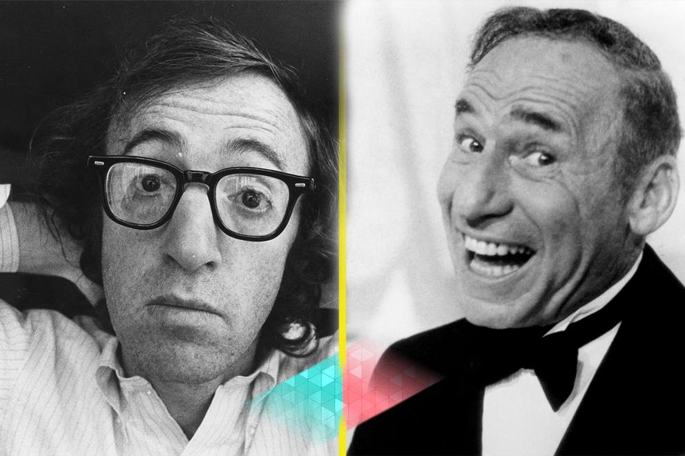 Funniest comedian-turned-director: Woody Allen or Mel Brooks?