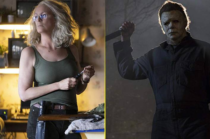 Who will survive the new 'Halloween' movie: Laurie Strode or Michael Myers?
