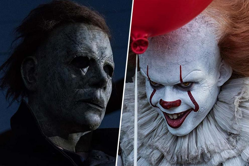 Michael Myers vs. Pennywise: Which movie monster is scary enough to defeat Chucky?