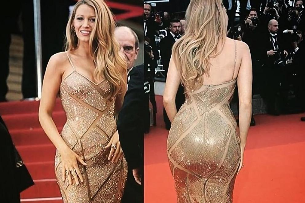Blake Lively blasted for Instagram 'Baby Got Back' comment