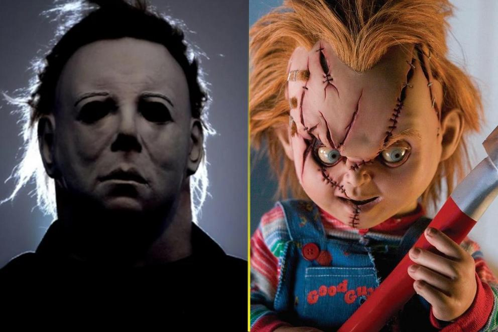 Who's the scariest horror movie monster: Michael Myers or Chucky?