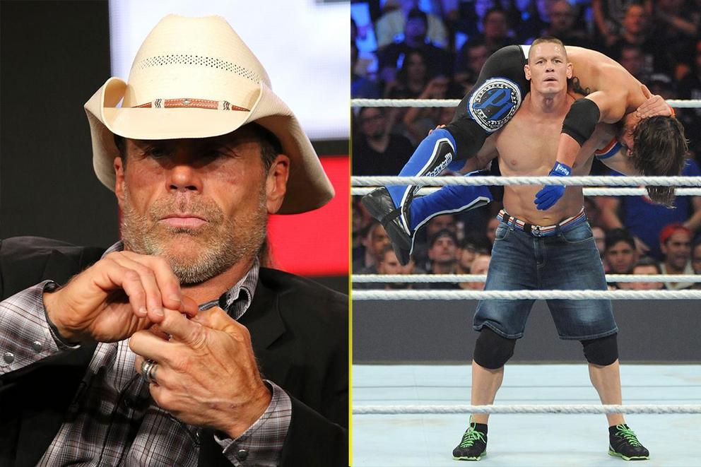 Greatest wrestler of all time: Shawn Michaels or John Cena?