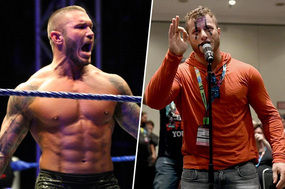 Who is the best heel in wrestling right now: Randy Orton or Maxwell Jacob Friedman?