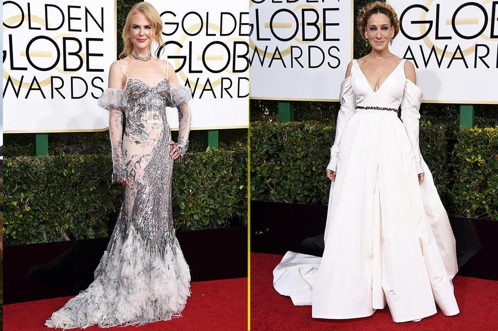 Who was worst dressed at the Golden Globes?