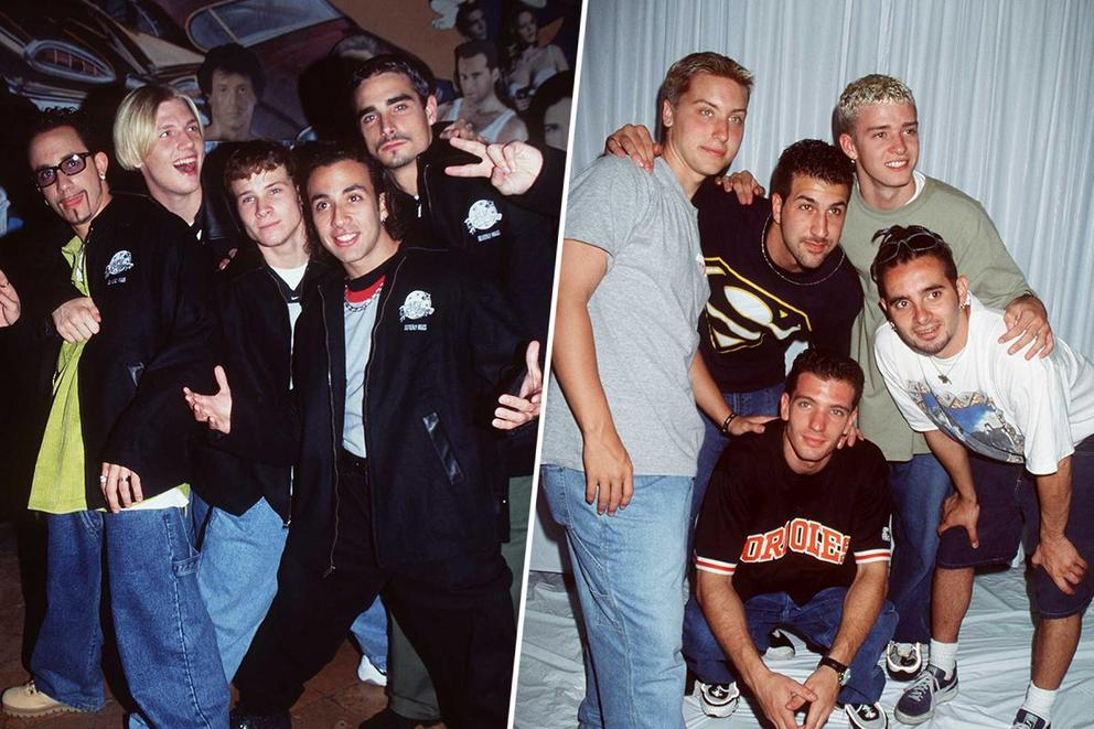 Most iconic '90s boy band: Backstreet Boys or NSYNC?