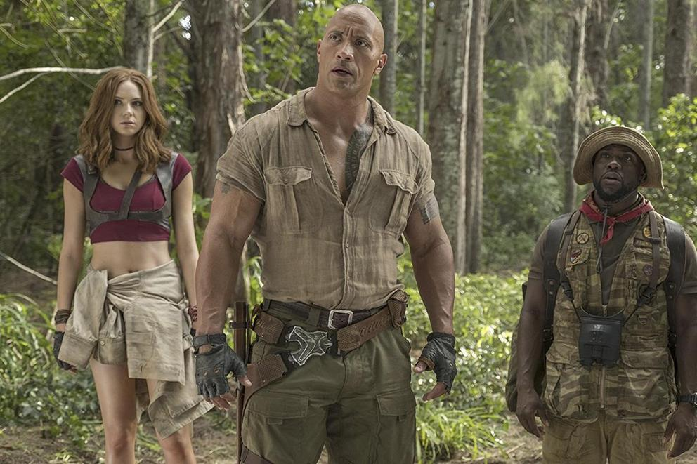 Is the 'Jumanji' sequel worth seeing?