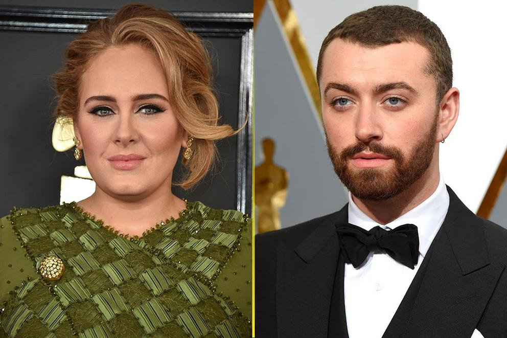 Favorite U.K. pop-soul singer: Adele or Sam Smith?