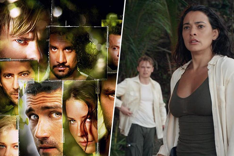 Favorite island series: 'Lost' or 'The I-Land'?