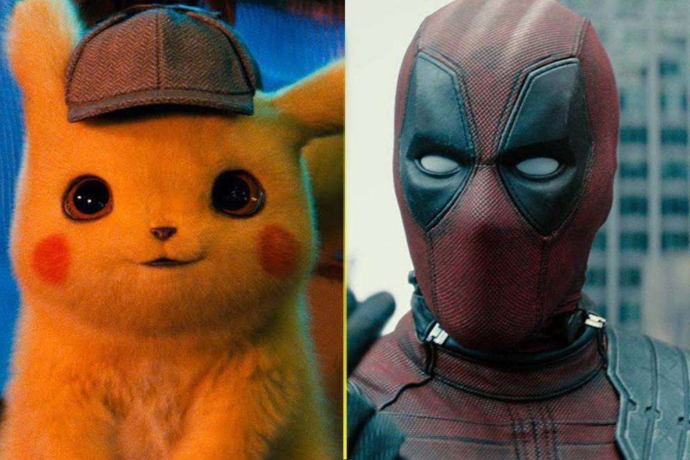 Most lovable Ryan Reynolds character: Detective Pikachu or Deadpool?