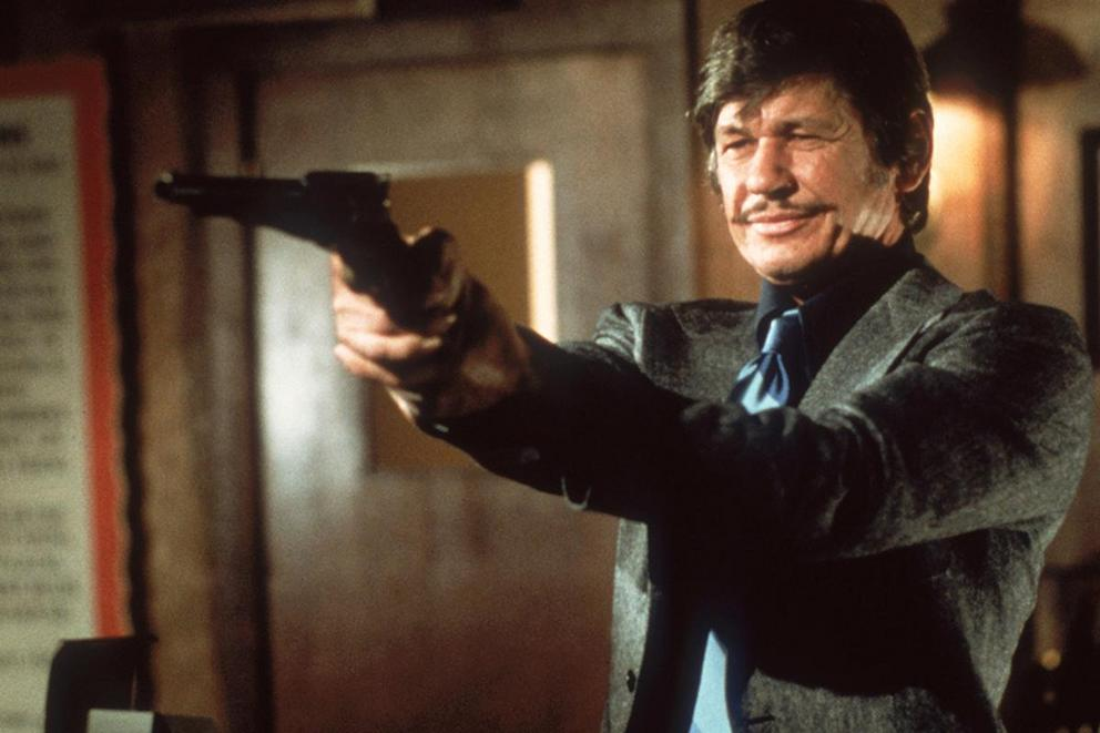 "Is director Eli Roth looking for an actual ""Death Wish""?"