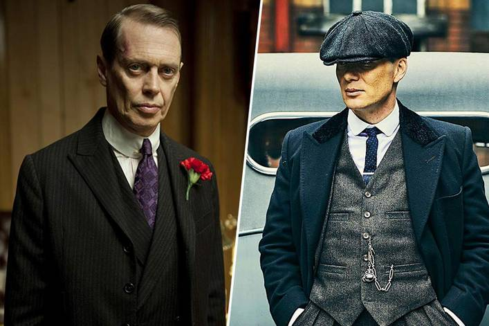 Who's the more intimidating crime leader: Nucky Thompson or Tommy Shelby?