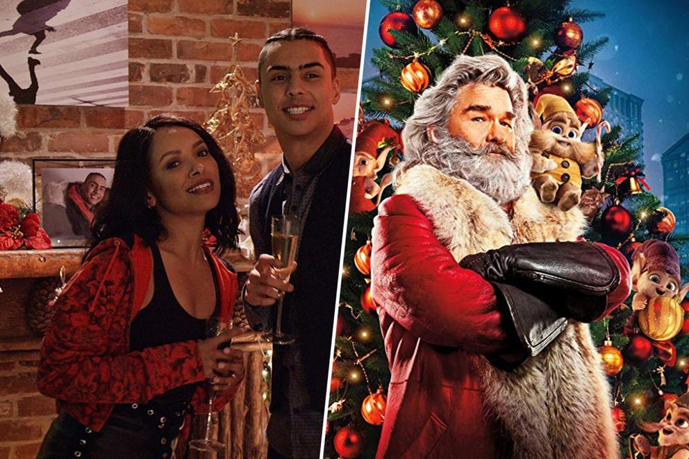 Favorite magical Netflix Christmas movie: 'The Holiday Calendar' or 'The Christmas Chronicles'?